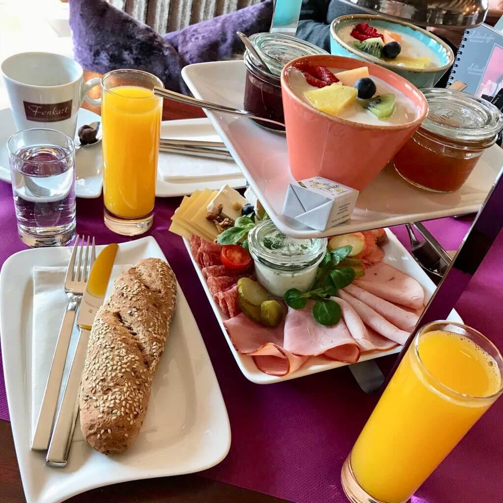 Brunch Frühstücken in Hohenems