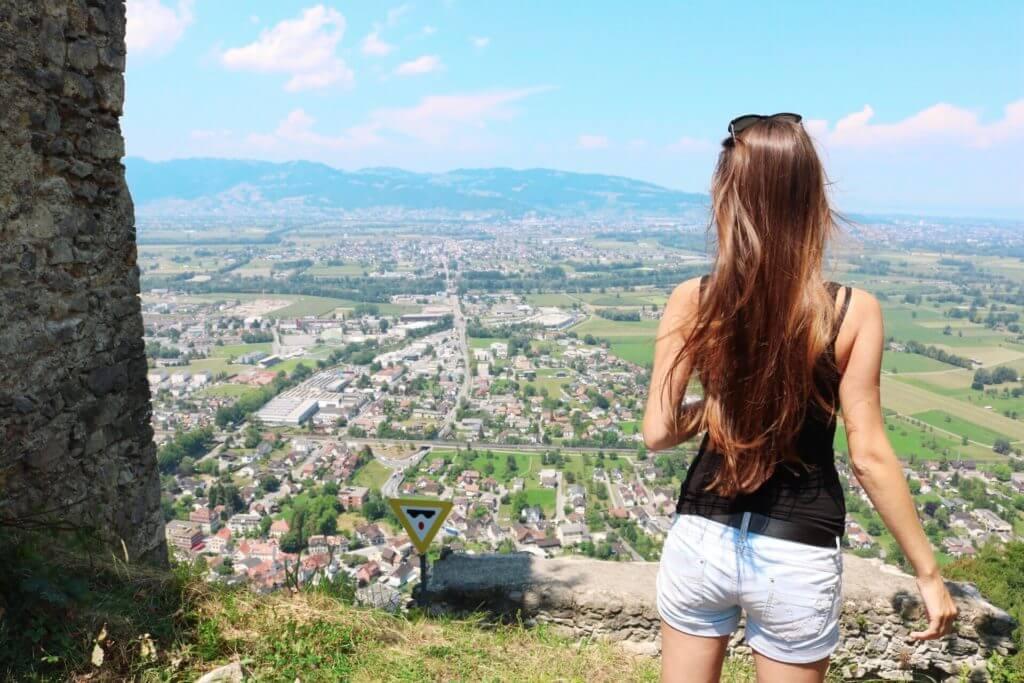 Tipps in Hohenems Schlossberg