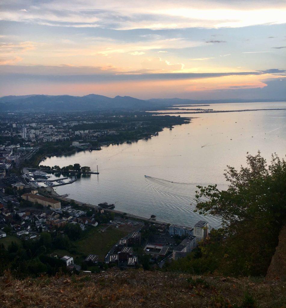 Pfänder Urlaub Vorarlberg