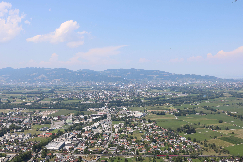 Schlossberg in Hohenems