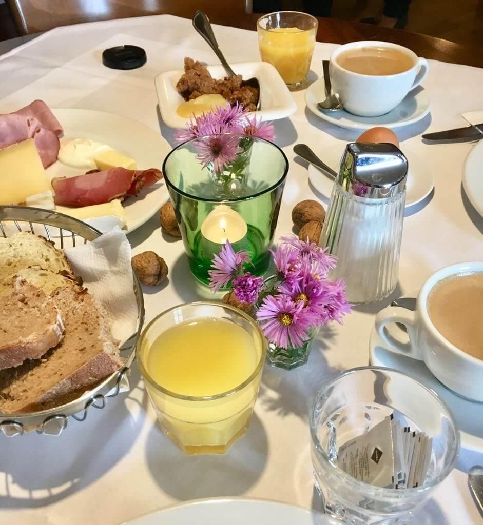 Frühstück und Brunch im Freihof in Sulz