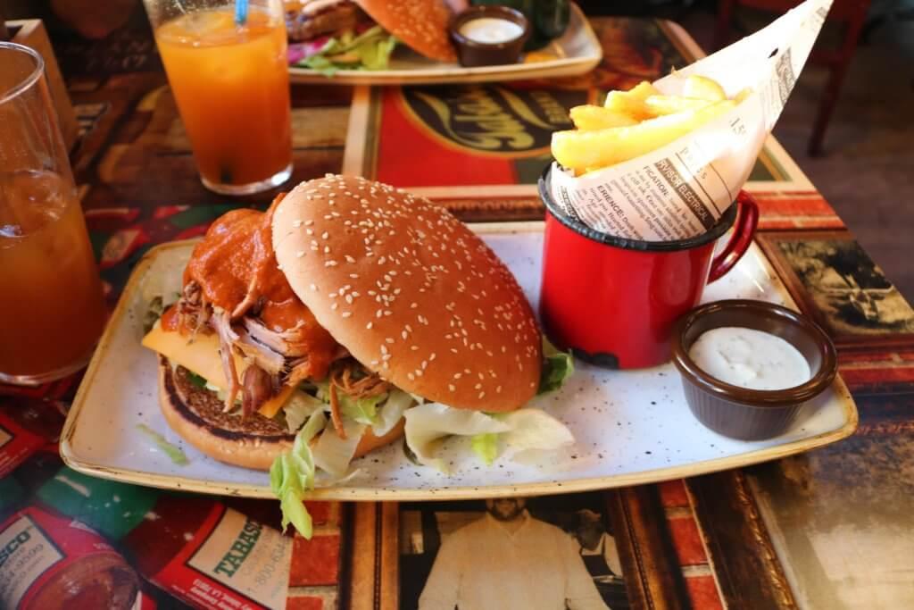 Burger Vorarlberg Longhorn