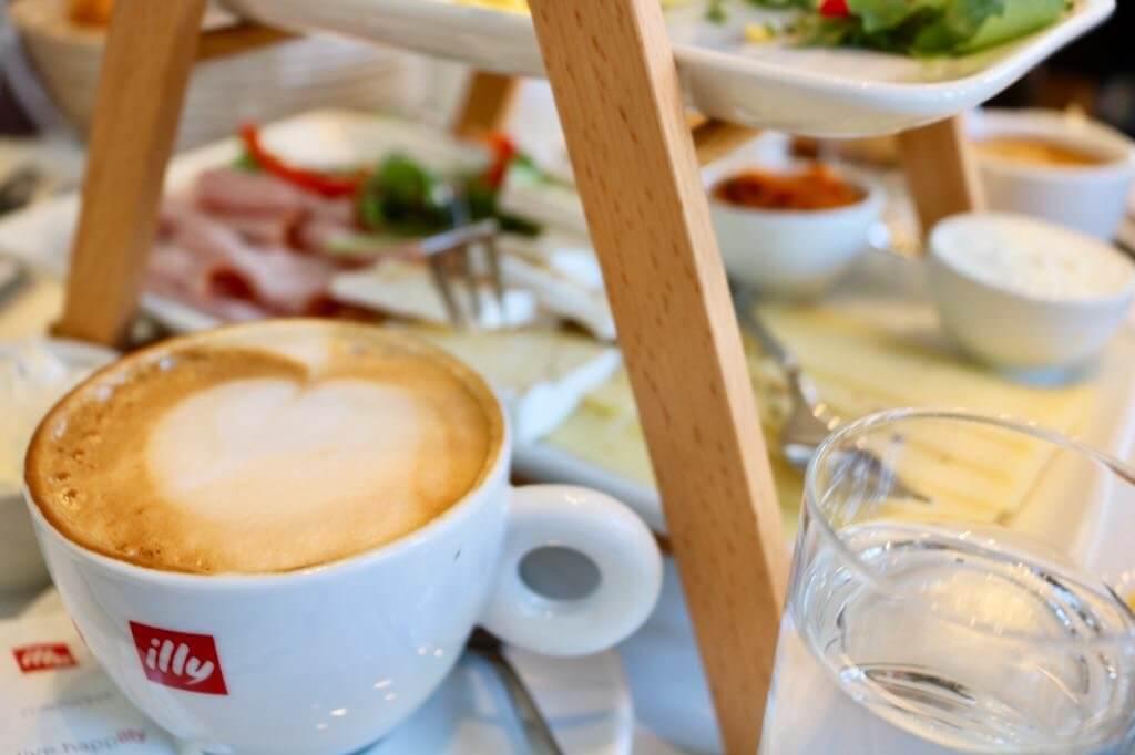Frühstück im Marenda in  Dornbirn