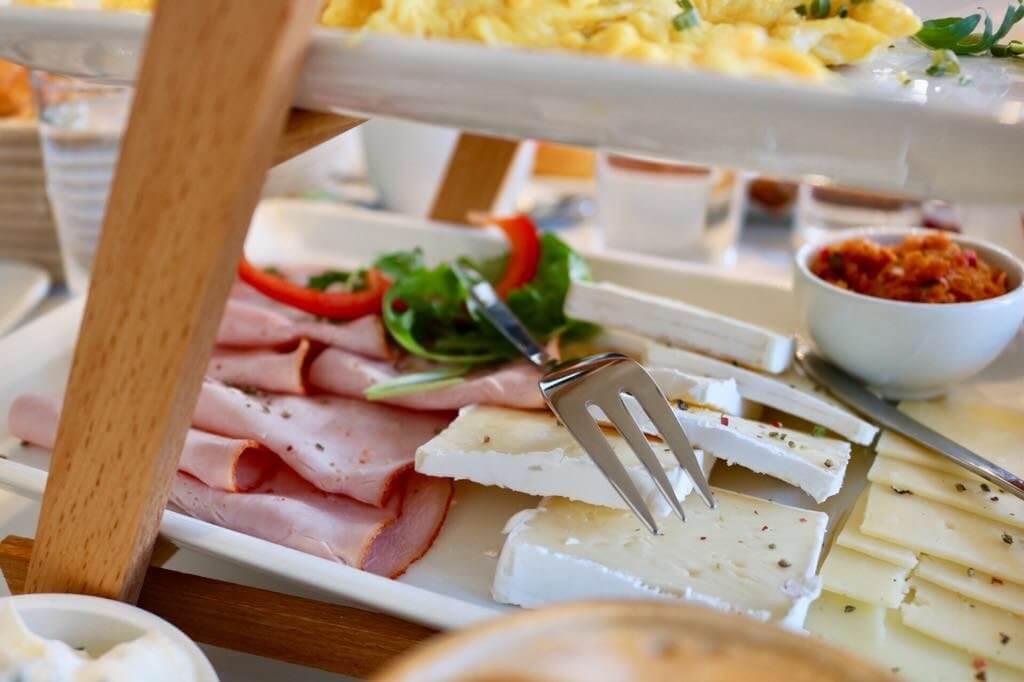 Frühstück im Marenda ind Dornbirn