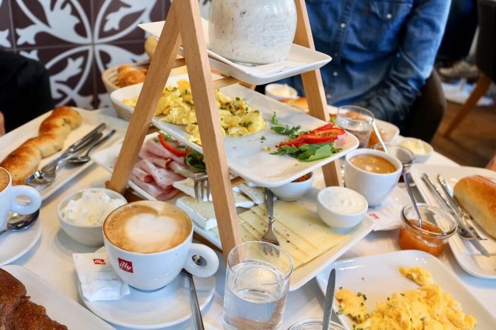 Frühstück in Vorarlberg