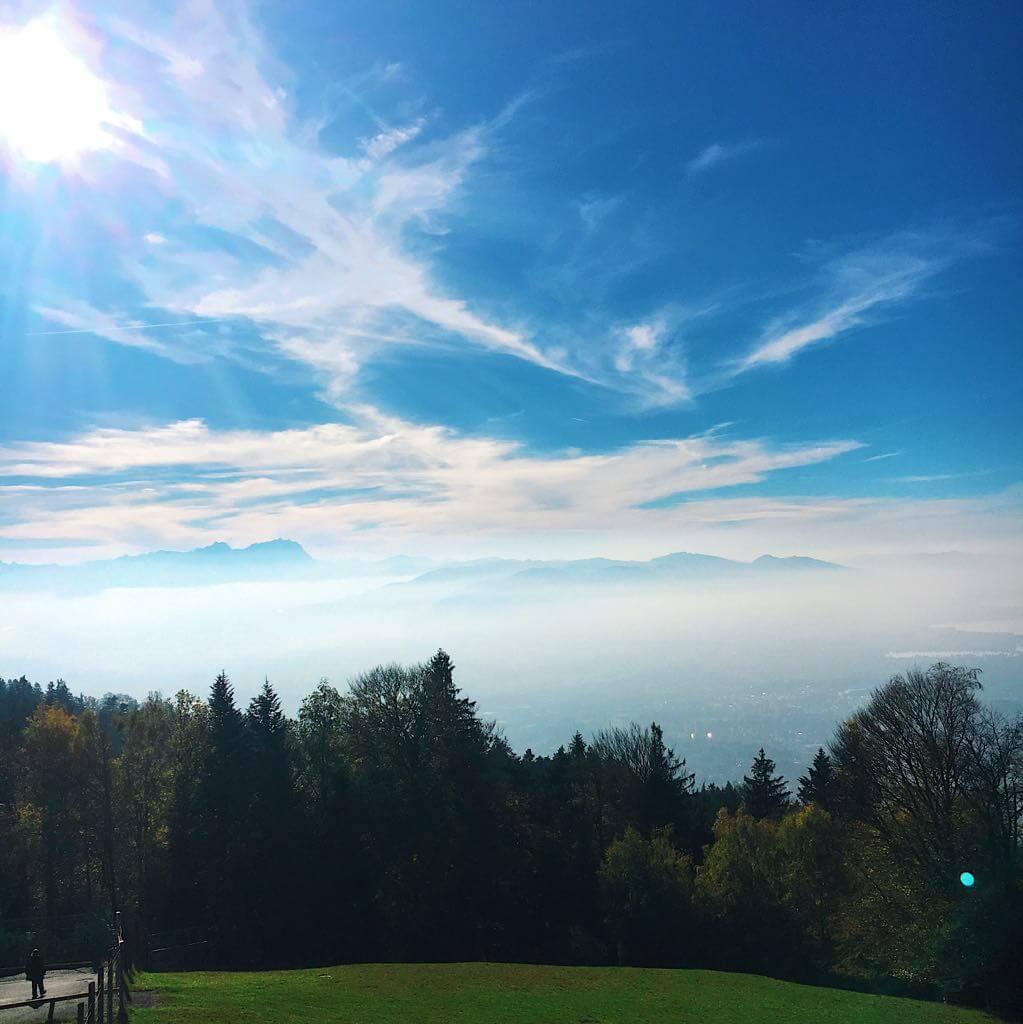 Corona Lockdown in Vorarlberg