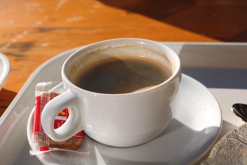 Kaffee Grüneck