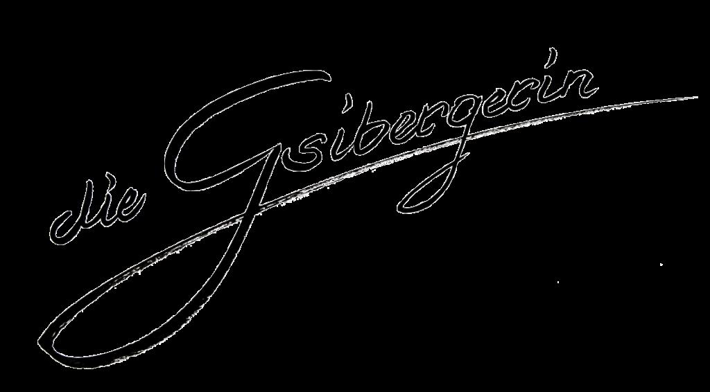Logo die Gsibergerin