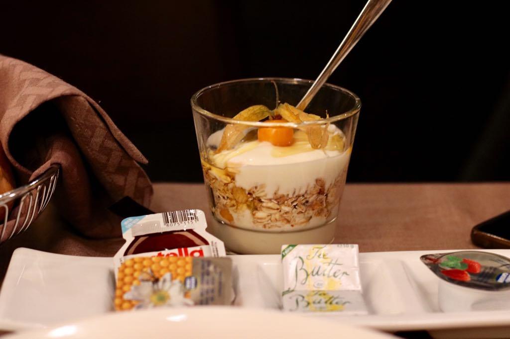 Frühstück im Dogana in Feldkirch Müsli