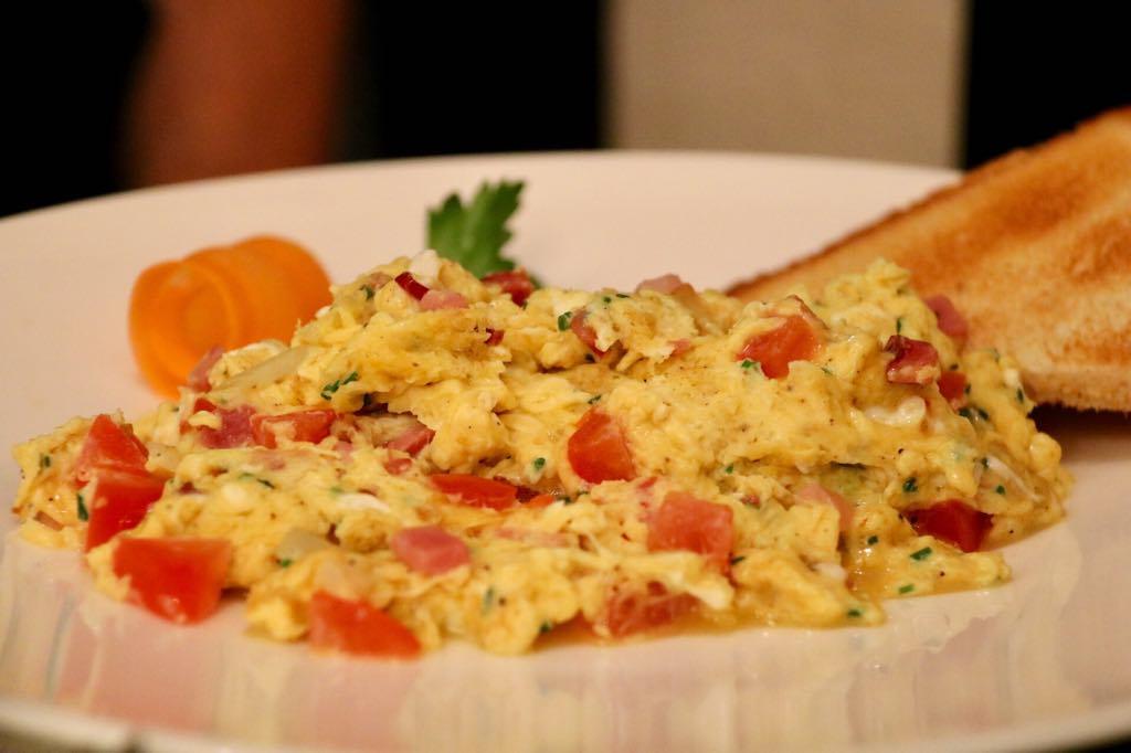 Frühstück im Dogana in Feldkirch