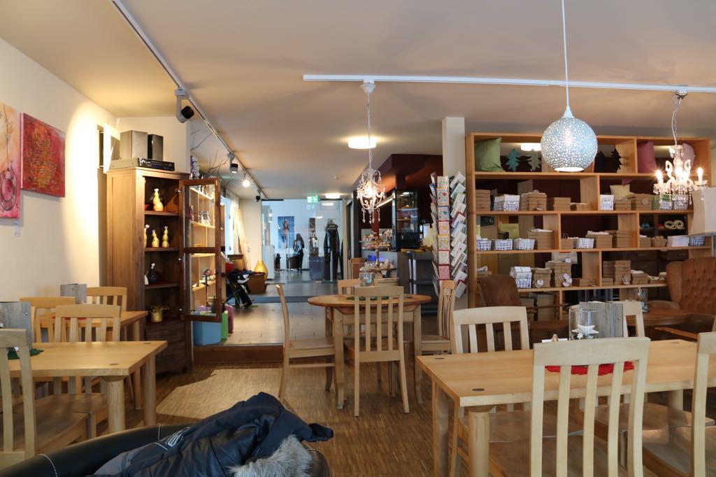 Frühstück Café Loackerhuus in Götzis Garnmarkt