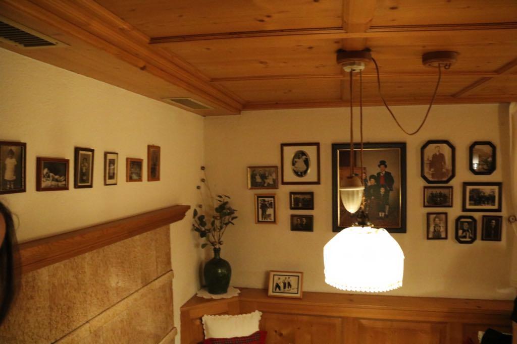Atmospähre im Gasthaus Kreuz in Schruns