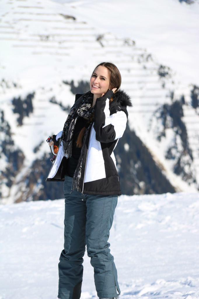 Skifahren in der Silvretta Montafon