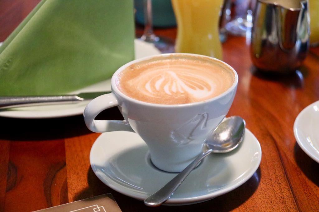 Café Schallert in Höchst Getränke