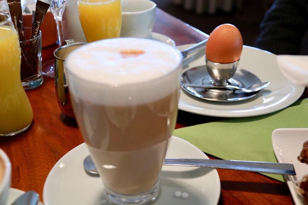 Café Schallert in Höchst  Kaffee
