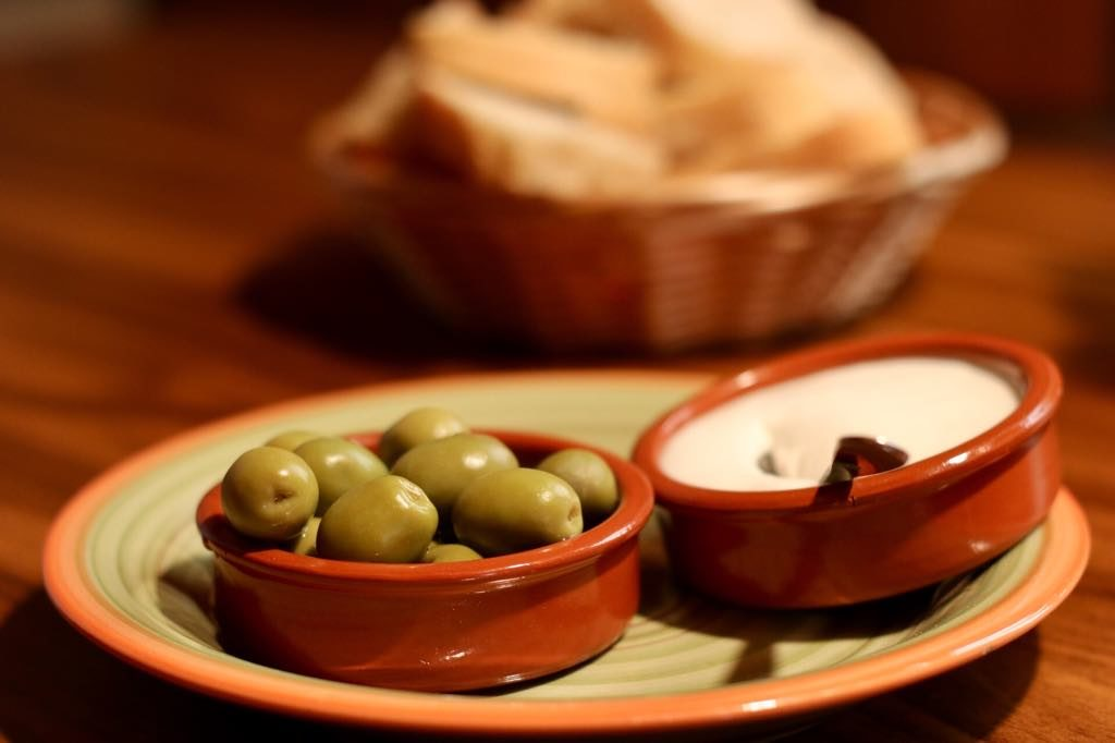 Tapa Spanisch in Bregenz Oliven