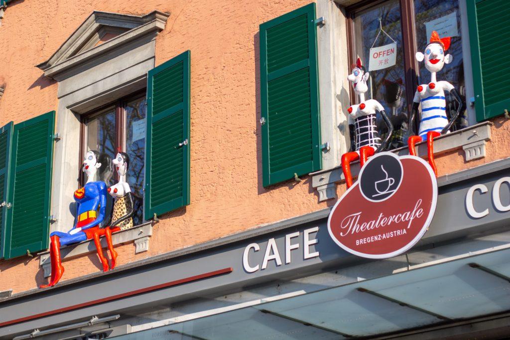 Theatercafé in Bregenz