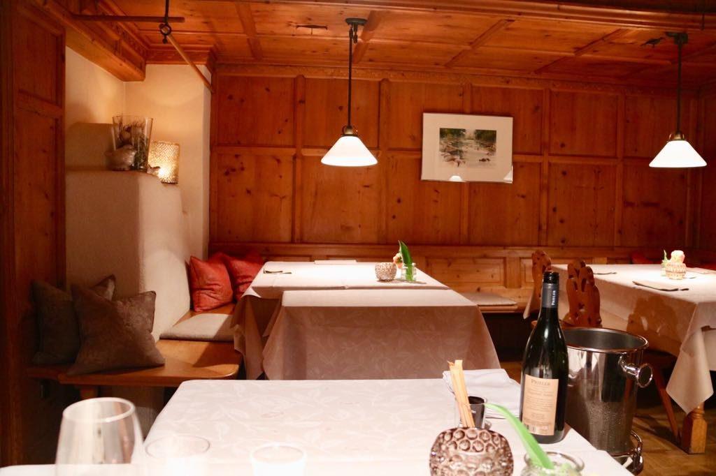 Mangold in Lochau Gaststube
