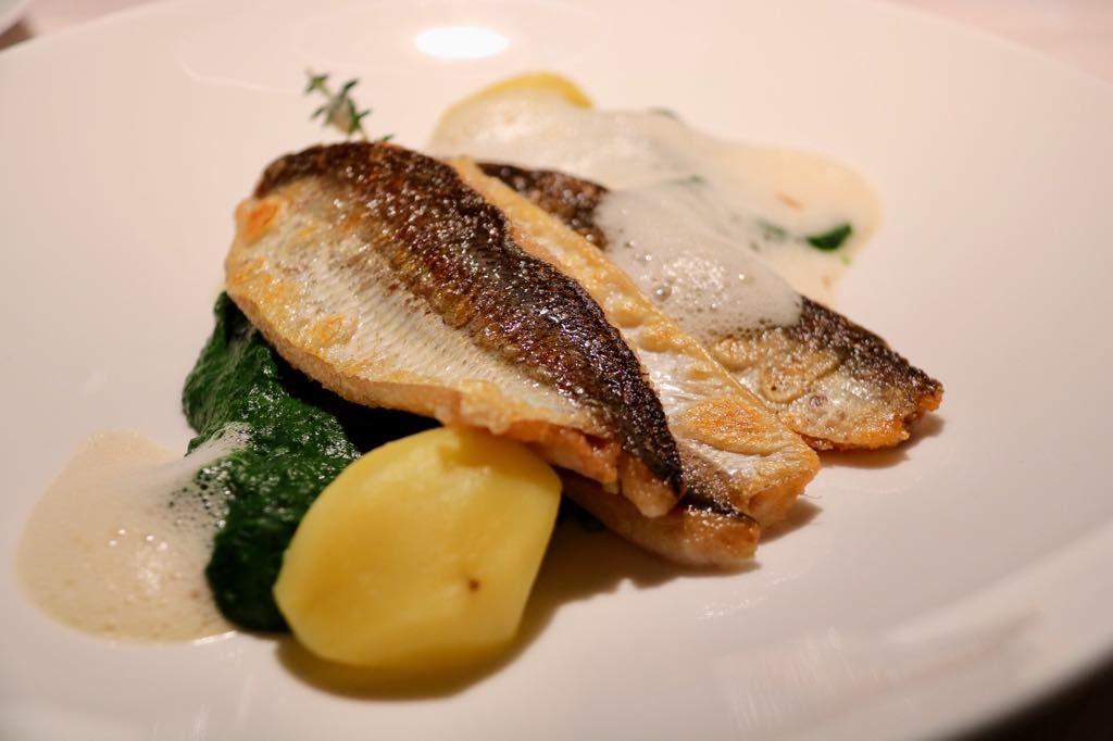 Fisch Mangold