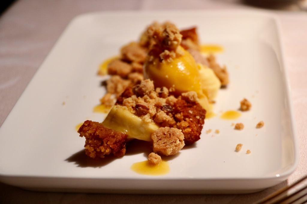 Mangold in Lochau Dessert