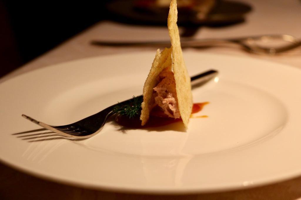Mangold in Lochau Gruß aus der Küche