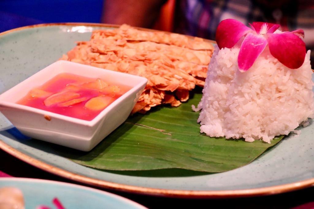Sushi im Chen's in Bregenz