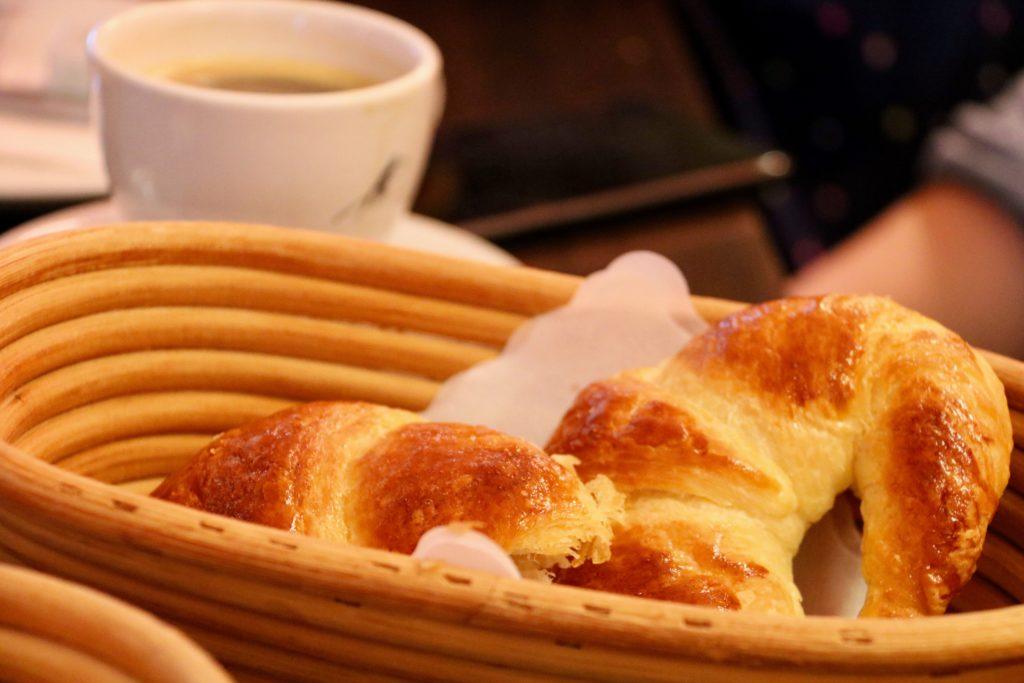Croissants Café und Konditorei Waltner