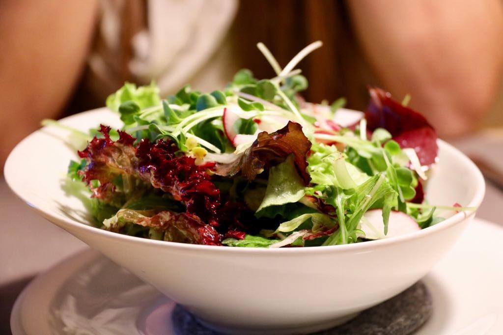 Dreiländerblick in Dornbirn Salat