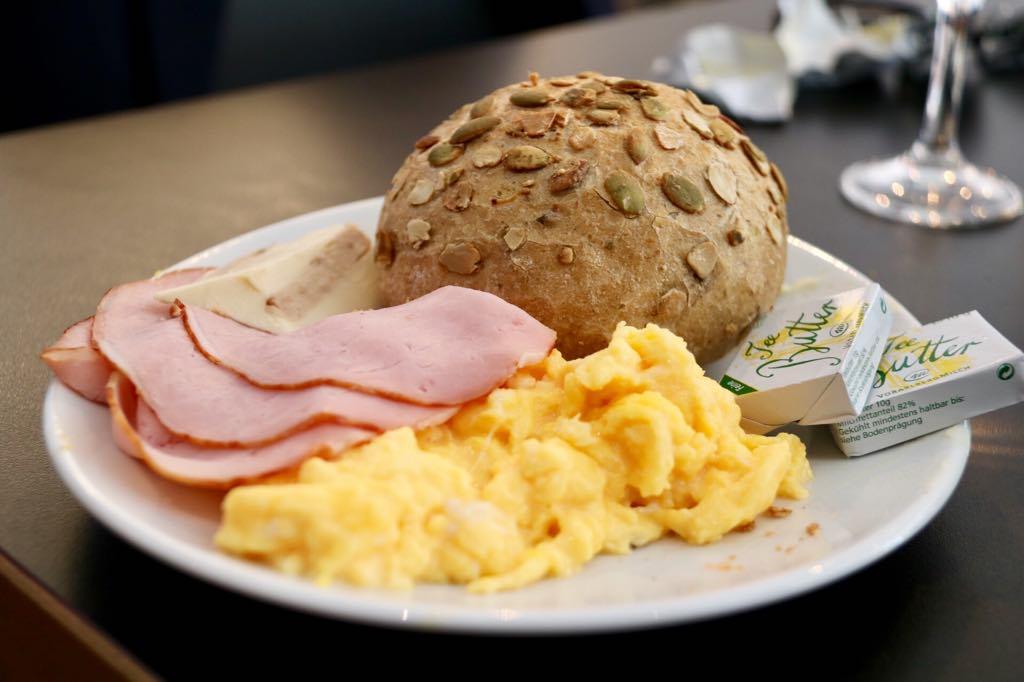 Frühstücken in Hohenems