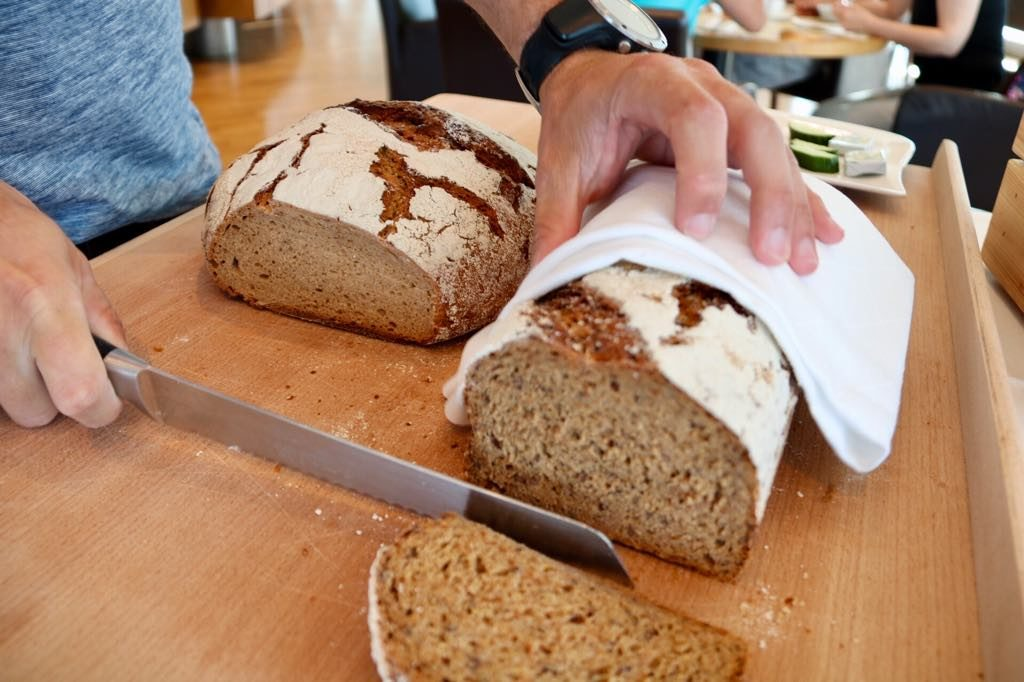 Brot im Dornbirn Panoramahaus