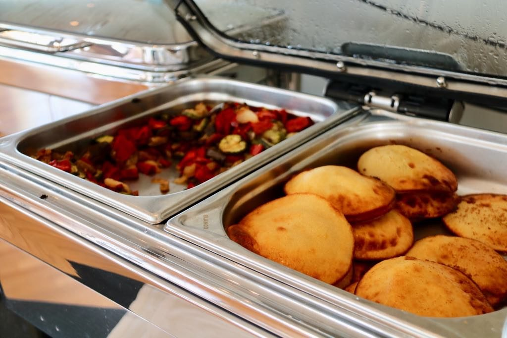 brunch und Frühstück im Four Points