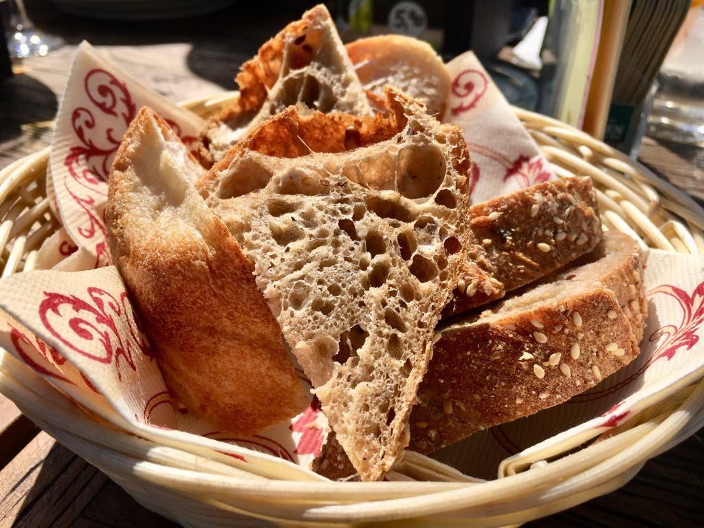 Brot Salzmann Rohrspitz