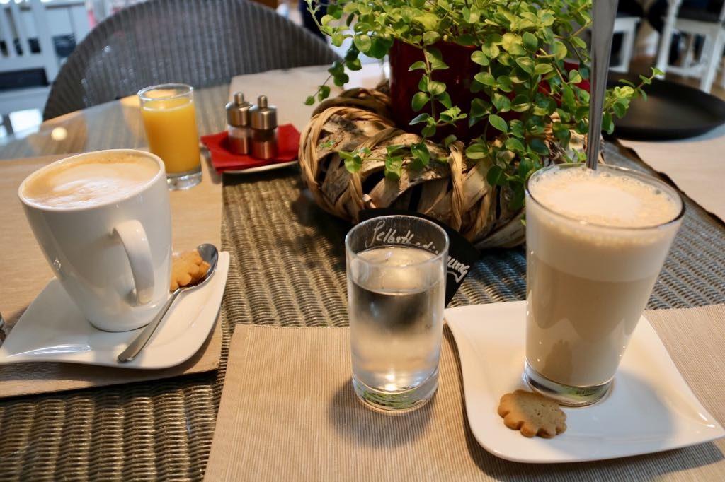Kaffee im Mathildas in Dornbirn