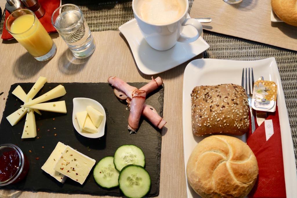Frühstück im Mathildas in Dornbirn