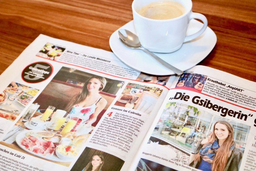 Zeitung die Gsibergerin