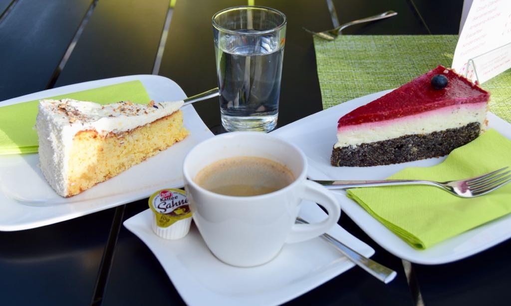 Bäckerei und Konditorei in Röthis Kuchen