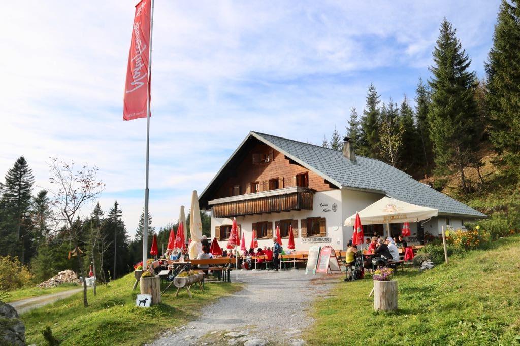 Hohenemser Hütte