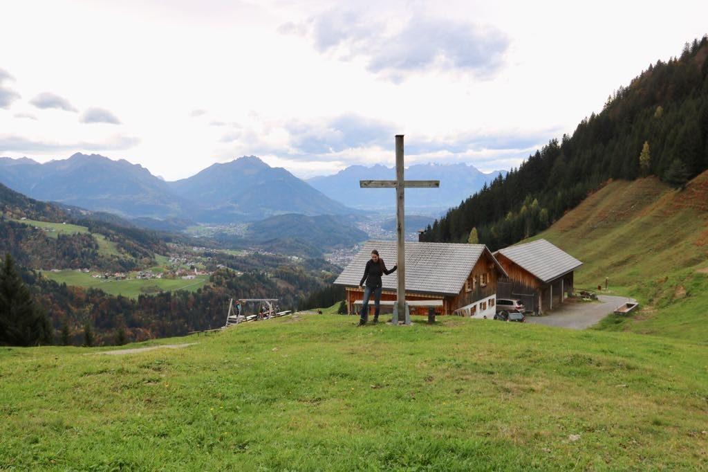 Alpe Almein in Viktorsberg