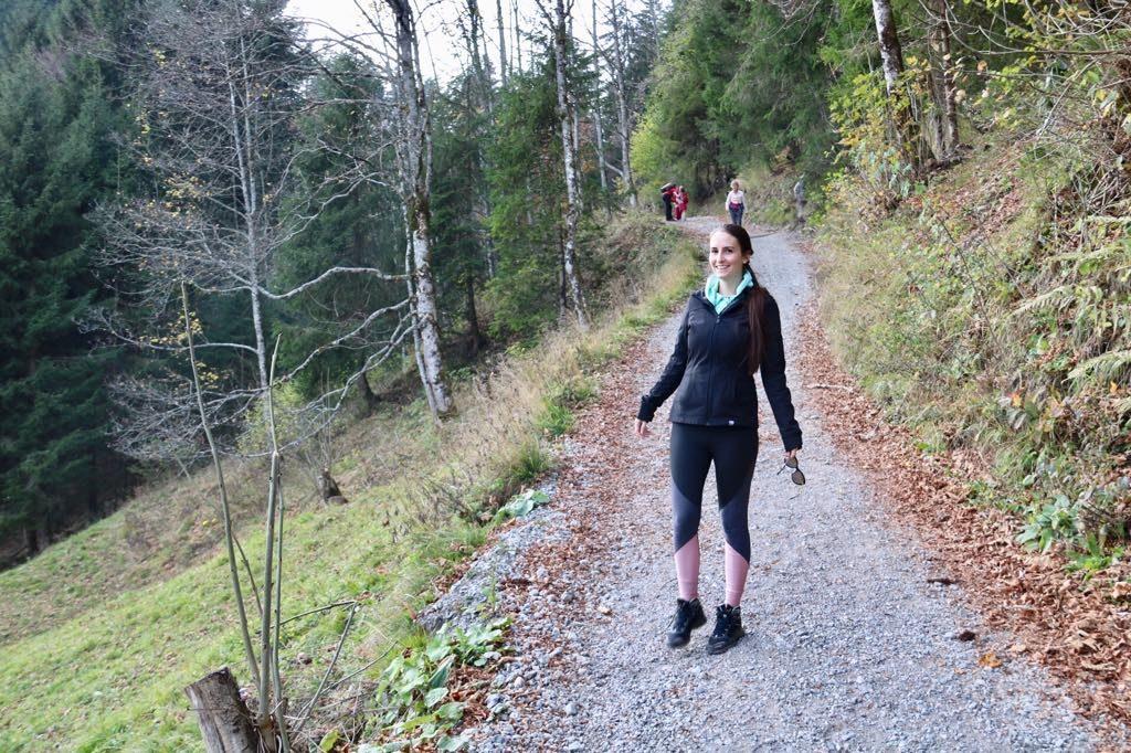 Wanderung vom Ebnis