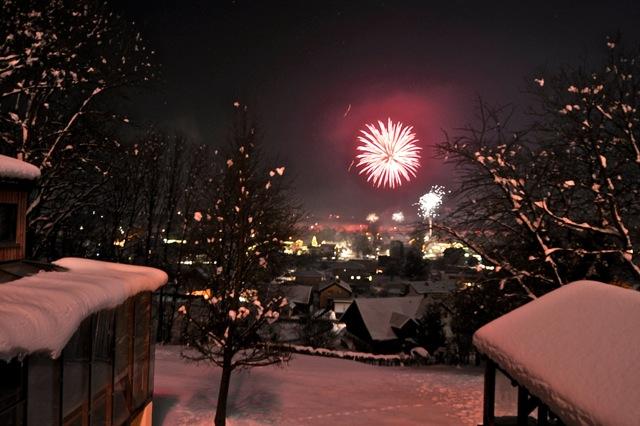 Silvester in Vorarlberg