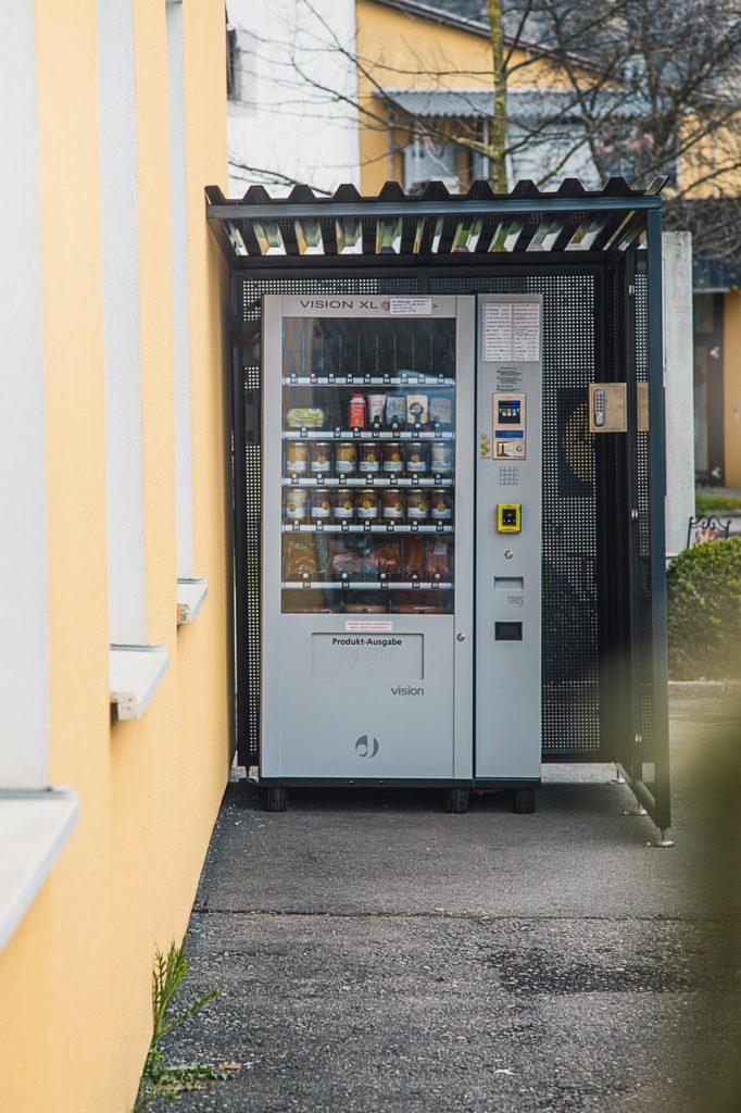 Selbstbedienungsautomat