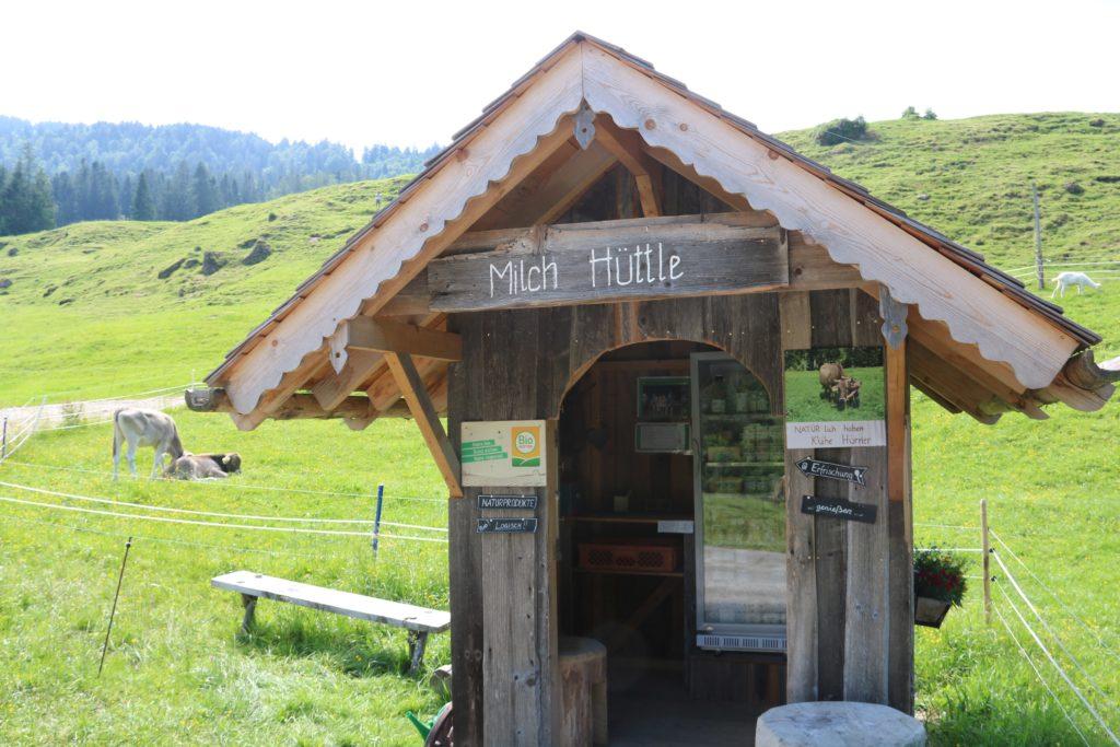 Lecknersee im Bregenzerwald
