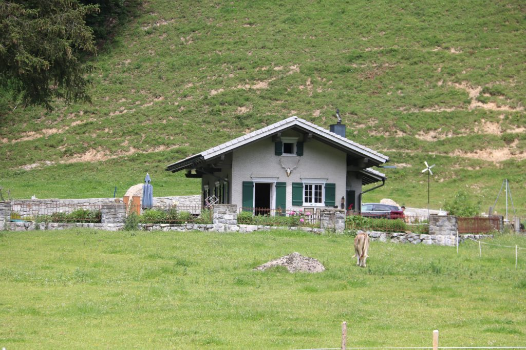 Hütte in Hittisau