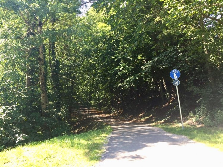 Radtour Montafon
