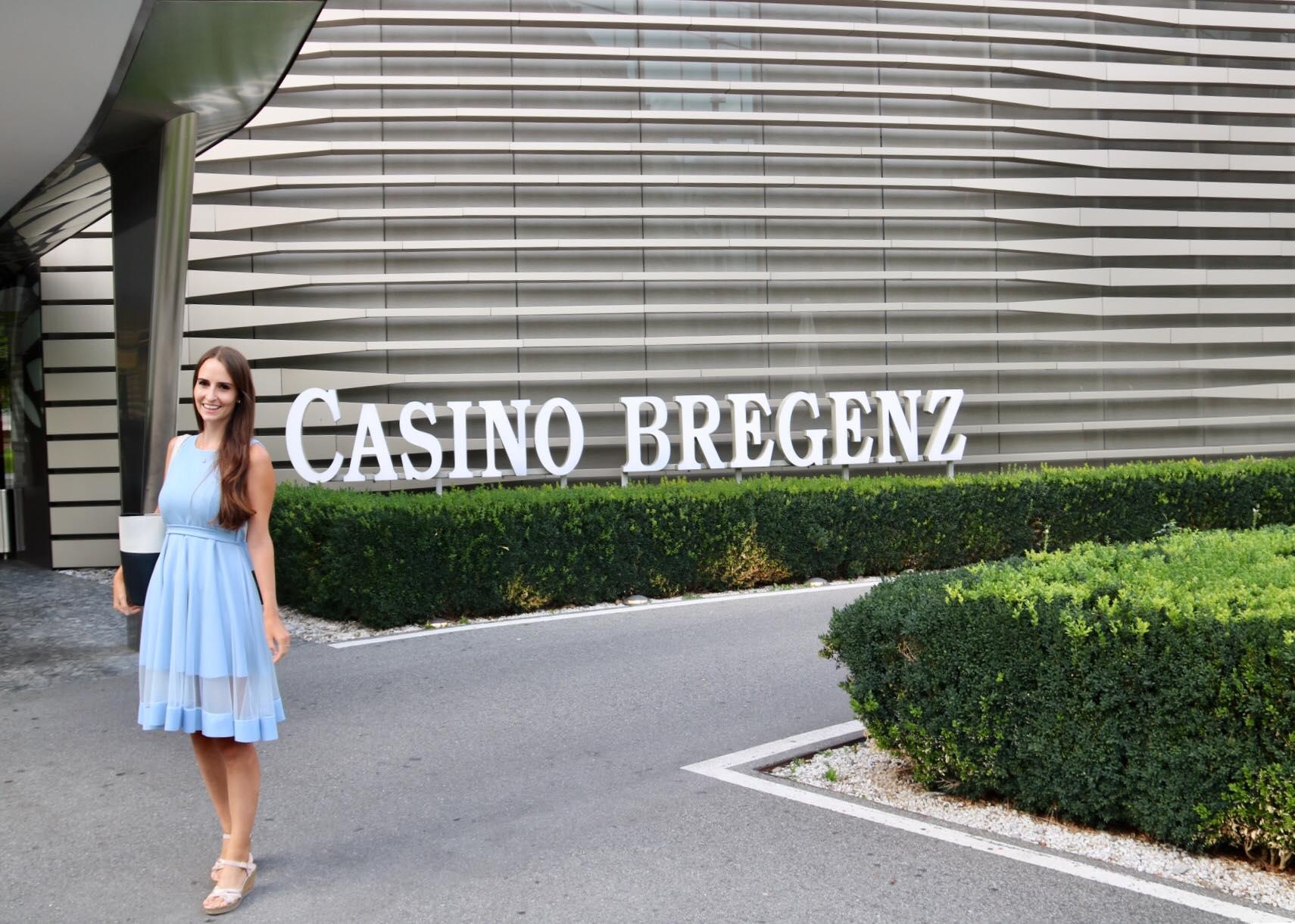 Dinner im Casino Bregenz