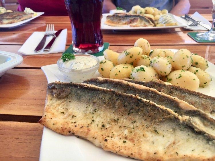 Fisch im Fränzle
