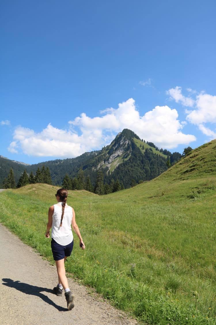 Wandern in Schönenbach