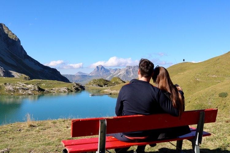 Wanderung zum Zürsersee Lech