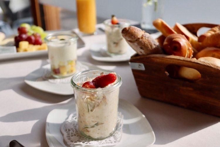 Gstach Rankweil Frühstück