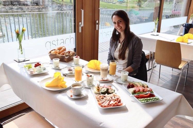 Gstach Rankweil Frühstück Hochzeitslocation